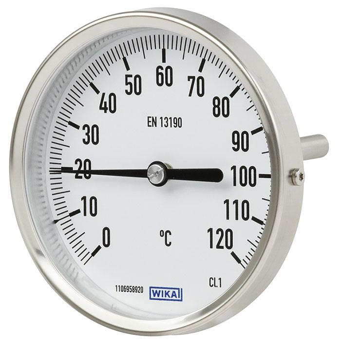 52-Komple Paslanmaz Termometre