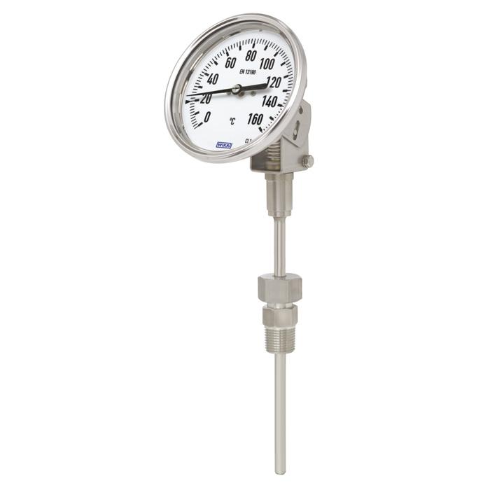 54-Komple Paslanmaz Termometre