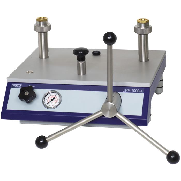 CPP-1000X-Hidrolik Basýnç Pompasý